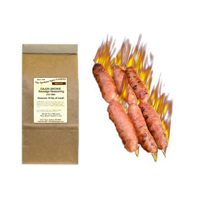 CAJUN SMOKIE SEASONING Combo Pack For 10 Lbs