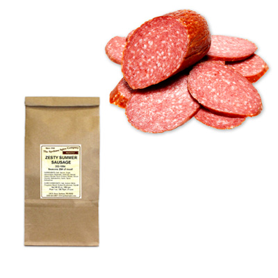 ZESTY SAUSAGE SEASONING 10 LBS