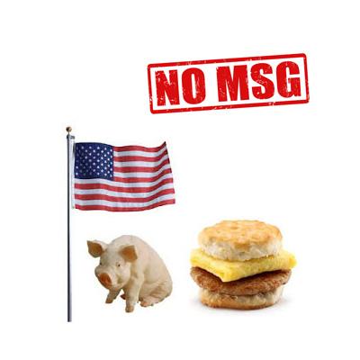 ALL AMERICAN Regular-Fresh Sausage For 25 Lbs