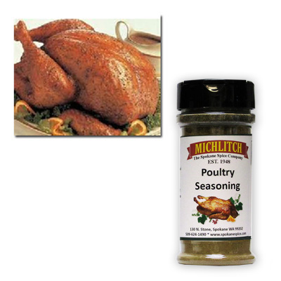 Poultry Seasoning - Ground