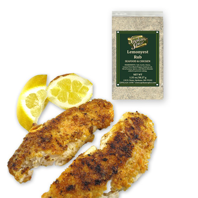 Dry Rub Lemonyest Seafood & Chicken - Ground