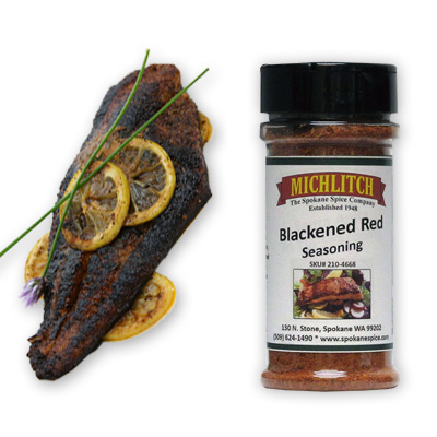 Blackened Red Seasoning 1 oz