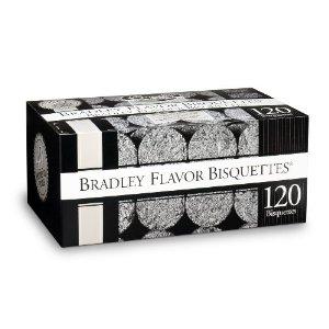 Bradley Maple Smoking Bisquettes 120