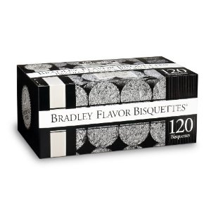 Bradley Oak Smoking Bisquettes 120