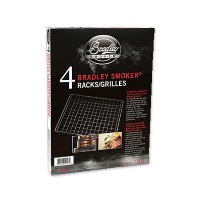 4 Extra Bradley Racks