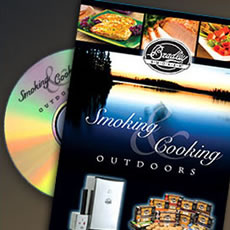 Video-Bradley Smoking Foods DVD