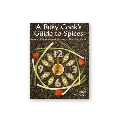 Book-A Busy Cook's Guide To Spices