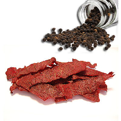 Pepper Jerky Seasoning - Ground