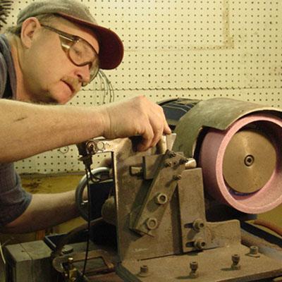 Grinder Plate & Knife Sharpening