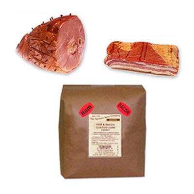 CUSTOM CURE (Michlitch Ham & Bacon)