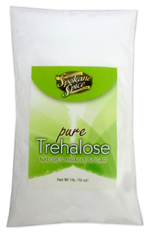Natural Sugar, Trehalose- bulk