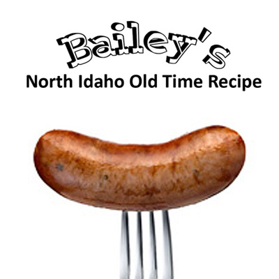 Bailey's German Sausage Seasoning for 10 LBS