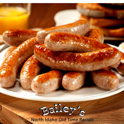 Bailey's Pork Sausage  for 100 lbs