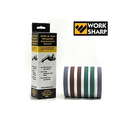 SHARPENING BELTS Workshop Replacement