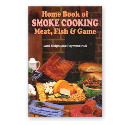 Book-Home Book of Smoke Cooking