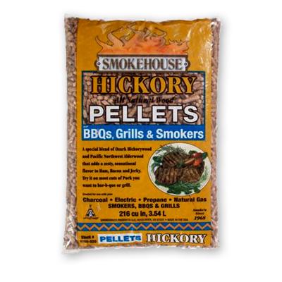 Smokehouse Hickory BBQ Pellets 5 LBS