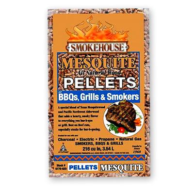Smokehouse Mesquite BBQ Pellets 5 LBS