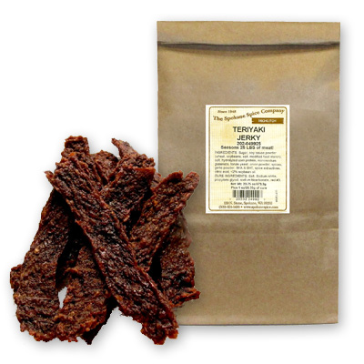 Teriyaki Jerky Seasoning - Ground