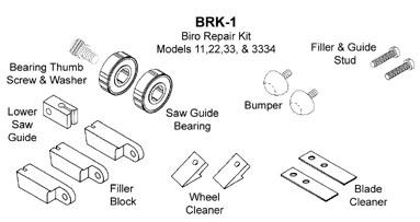 REPAIR KIT BIRO BRK-1