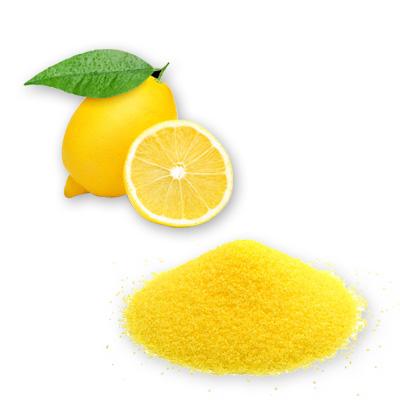 Lemon Crystals - Dehydrated