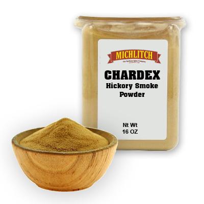 Smoke Powder Hickory-CHARDEX