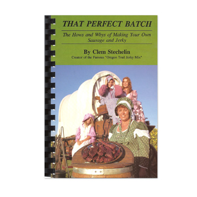 Book-That Perfect Batch