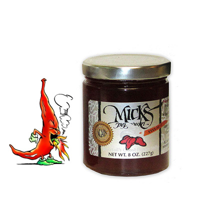 Mick's Ghost Pepper Jelly