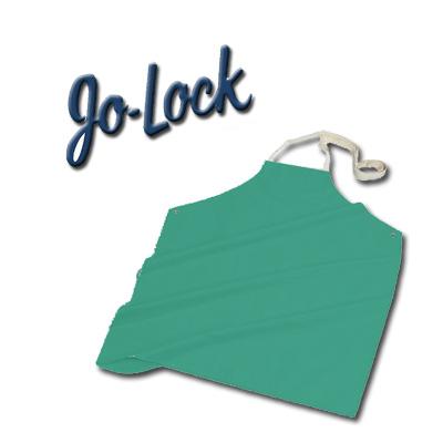 Apron Jo-Lock Vinyl Green
