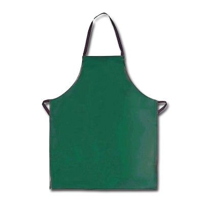 Apron Butcher's Heavy Duty Forest Green