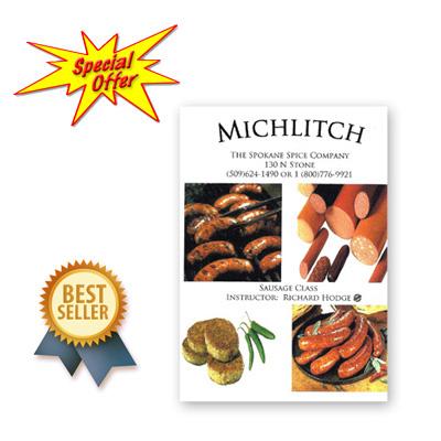 Book-Michlitch Sausage Class Handbook