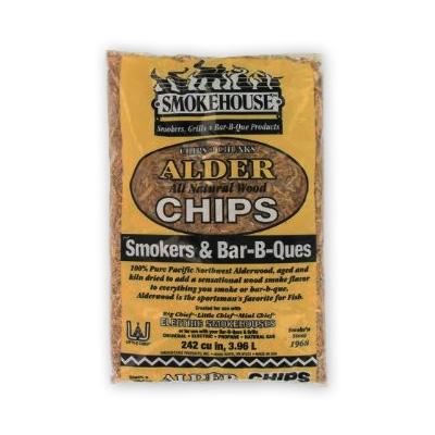 Smokehouse Alder BBQ Chips 1.75lbs