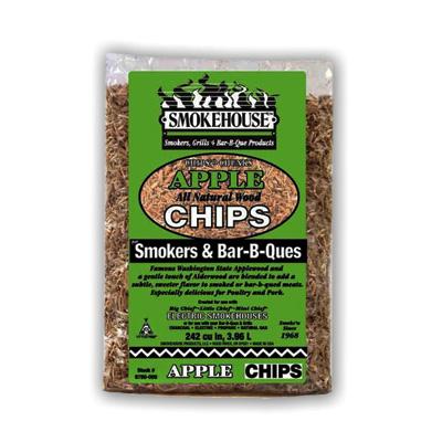 Smokehouse Apple BBQ Chips 1.75 lbs
