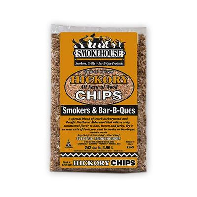 Smokehouse Hickory BBQ Chips 1.75 lbs