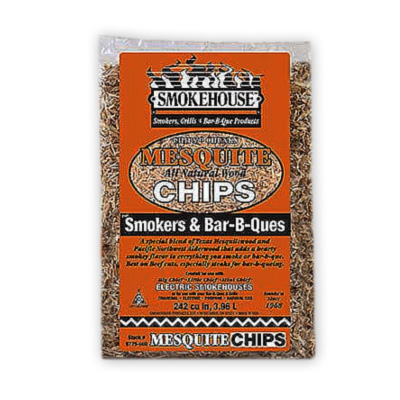 Smokehouse Mesquite BBQ Chips 1.75 lbs