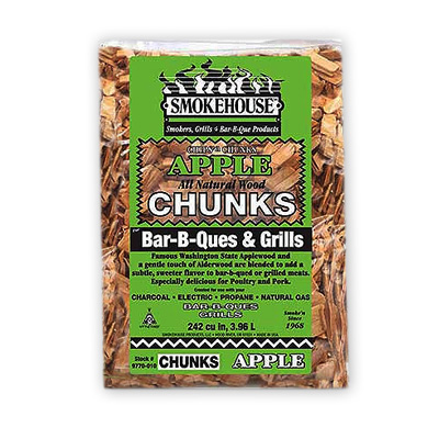 Smokehouse Apple BBQ Chunks 1.75 lbs