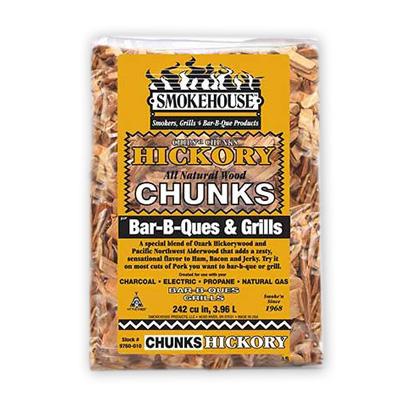 Smokehouse Hickory BBQ Chunks 1.75 lbs