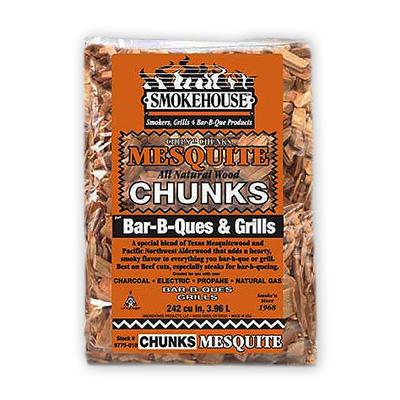 Smokehouse Mesquite BBQ Chunks 1.75 lbs