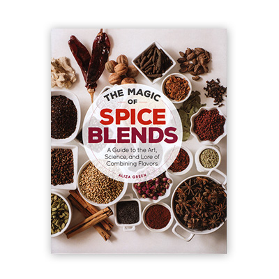 Book-The Magic of Spice Blends