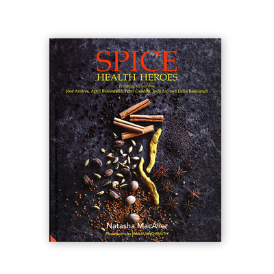 Book-Spice Health Heroes