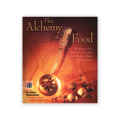 Book-Alchemy Of Food