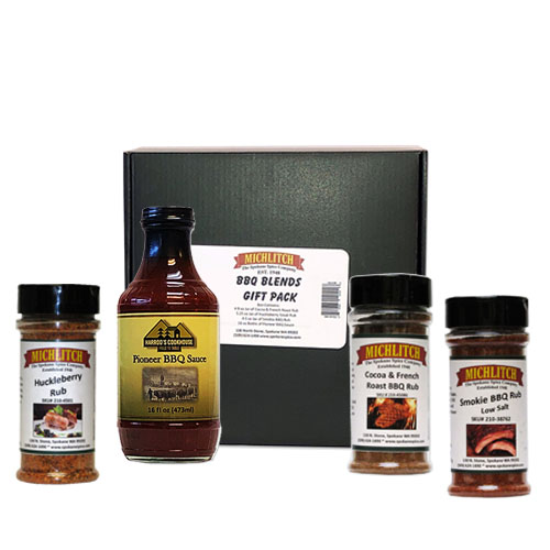 A Gift Box Of BBQ Blends
