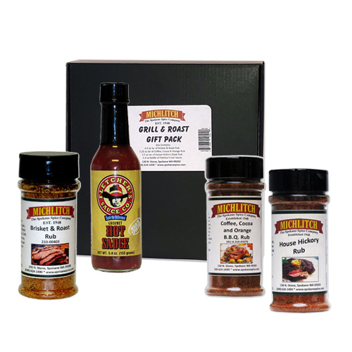 A Gift Box Of Grill & Roast Seasoning
