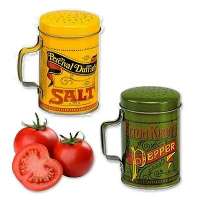 Shaker Nostalgic Salt & Pepper