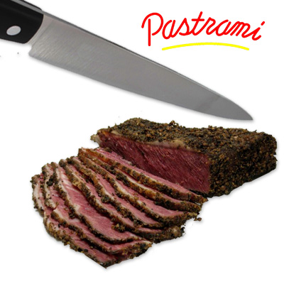 Dry Rub Pastrami Without Salt - Ground