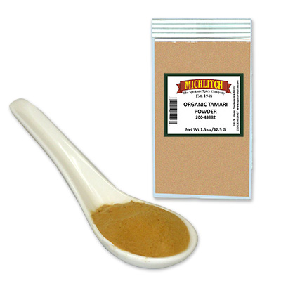 Tamari Powder Organic - Ground