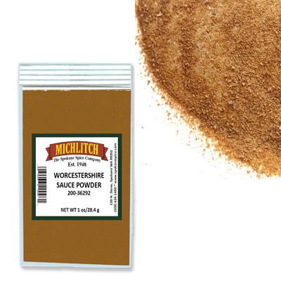 Worcestershire Sauce Powder - Ground