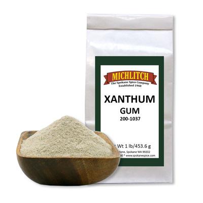 Xanthan Gum - Ground