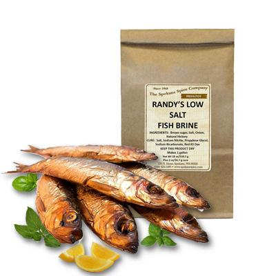 FISH CURE RANDY'S LOW SALT