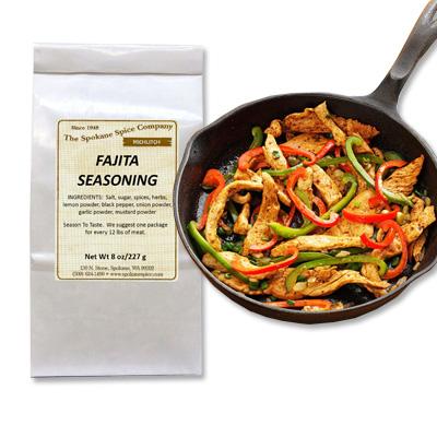 Fajita Seasoning - Ground