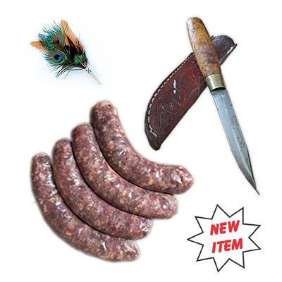 Hunter's Sausage Seasoning Fresh For 10 lbs